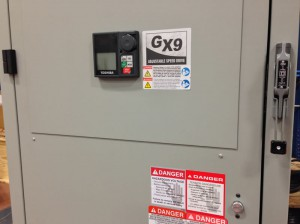 Industrial LV AC Variable Speed Drive